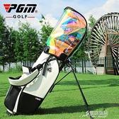高爾夫球包 高爾夫球包帽 通用炫彩球包帽 男女透明球包帽 韓版網紅款 原本良品