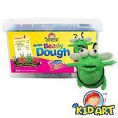KID ART 美國創意手作黏土 豆子麵團(飛舞蜻蜓)