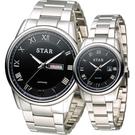 STAR 時代 永恆諾言時尚對錶 1T1512-211S-D  1T1512-111S-D 黑
