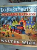 【書寶二手書T6/少年童書_QBB】Toyland Express_Wick, Walter