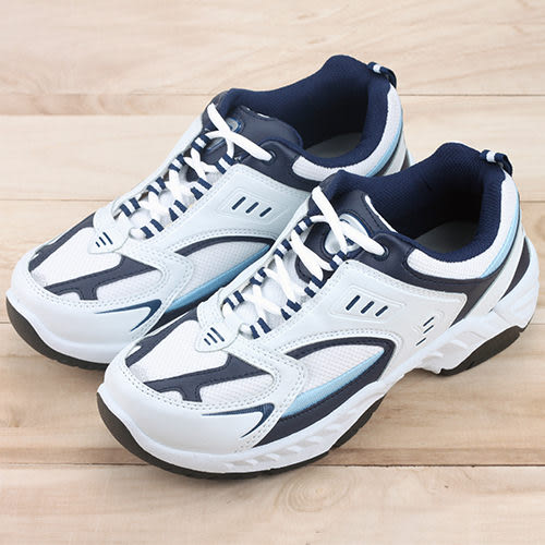 牛頭牌 Newbuffalo 慢跑鞋 運動鞋 多功能鞋 堅固耐用 MIT製造 白色 59鞋廊
