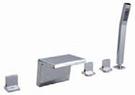 【麗室衛浴】國產精緻五件式浴缸龍頭 CNT35025