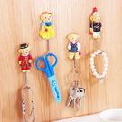 ✭米菈生活館✭【K24】歐式田園小熊掛勾 泰迪熊 婚禮 童話 小物 鐵藝 單鉤 支架 懸掛 收納 禮物