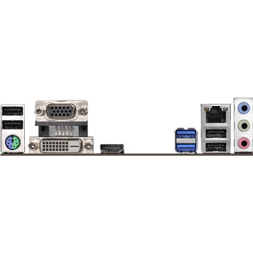華擎 ASRock H310CM HDV INTEL H310 1151 M-ATX 主機板