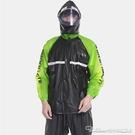雨衣分體雨衣雨褲套裝男女成人全身防水騎行摩托車電動電瓶車外賣雨衣 阿卡娜