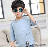 男童夏裝兒童短袖T恤半袖寬鬆體恤