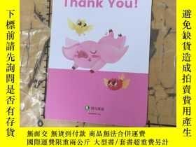 二手書博民逛書店thank罕見you!Y11418 斑马英语 辅导出品 斑马英语 辅导出品 出版1990
