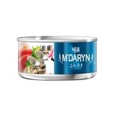 M DARYN 喵樂 美味貓罐系列-蛤蠣鮪魚燒 80G x 24入