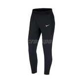 Nike 長褲 Essential Running Trousers 黑 白 女款 跑步 路跑 運動 【PUMP306】 CJ2260-010