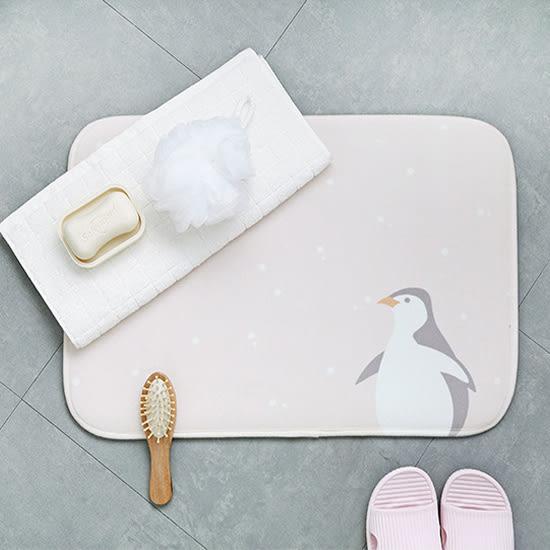 卡通加厚防滑地墊 地毯 衛生間 吸水腳墊   居家用品 加厚 防滑墊 臥室 【V50】♚MY COLOR♚