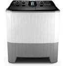 CHIMEI奇美 洗12Kg/脫8kg 雙槽洗衣機 WS-P128TW