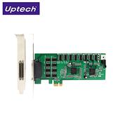 登昌恆 UTB416 16-Port RS-232 擴充卡