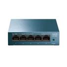 全新 TP-LINK 5埠 10/100/1000Mbps 桌上型交換器 ( LS105G(UN) )