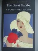 【書寶二手書T1/原文小說_OMV】The Great Gatsby_Fitzgerald, F. Scott