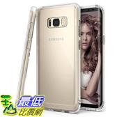[106美國直購] Ringke Samsung Galaxy S8 玫瑰金/灰/透明三色 [FUSION] 透明背蓋 手機殼 保護殼