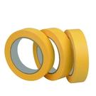 【A520A】和紙 遮蔽膠帶-黃色 10mm x20m 和紙膠帶 美紋紙膠帶 好黏易撕 高防滲耐高溫 EZGO商城
