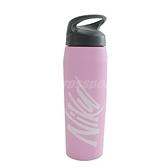 Nike 水壺 SS Hypercharge Twist Bottle 24oz 709ml 粉紅 白 不鏽鋼保冷瓶 運動休閒 【ACS】 N000002891-424