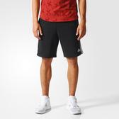 Adidas ESS 3S SHORT FT [BK7468] 男 運動 休閒 短褲 舒適 棉質 口袋 愛迪達 黑