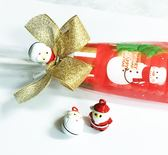 娃娃屋樂園~☃聖誕節鈴鐺雪人棉花糖串燒☃/聖誕節糖果 每支35元/聖誕節禮物/交換禮物