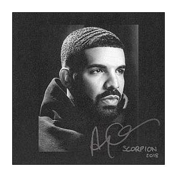 德瑞克 蠍王 2CD Drake Scorpion 免運 (購潮8)