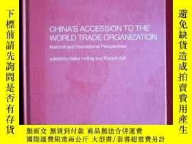 二手書博民逛書店China s罕見Accession to the World