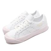 【五折特賣】adidas 休閒鞋 Everyn W 白 金 女鞋 復古奶油底 金標 厚底 餅乾鞋 運動鞋【ACS】 DB2740