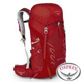 【美國 OSPREY】TALON33透氣健行背包 31L『馬丁紅』10000843 後背包.防雨罩.多口袋.旅遊.旅行.登山