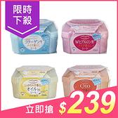 Kose 高絲 softymo 玻尿酸/膠原蛋白/Q10/精油卸妝濕巾(52枚入)【小三美日】原價$270