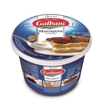 [Galbani葛巴尼] 瑪斯卡邦乳酪 (500g/盒)