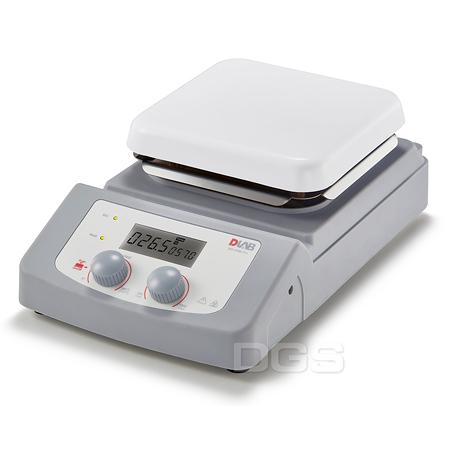 《DLAB》電磁加熱攪拌器 6吋方盤 Stirrer with Heating