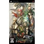 PSP 龍騎士之詠嘆調 亞洲日文版