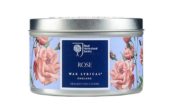 英國Wax Lyrical - 玫瑰金屬蠟燭小禮盒