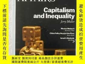 二手書博民逛書店FOREIGN罕見AFFAIRS Capitalism and