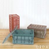 【DIDA】一秒折疊收納整理箱(大款*2)粉紅色*藍色