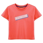 『小鱷魚童裝』短版吸濕排汗運動衣(10號~18號)533459