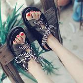 平底涼鞋羅馬鞋露趾 米蘭shoe