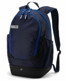 PUMA VIBE 反光LOGO 雙肩包 後背包 07549109 深藍色