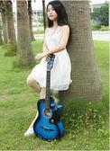 民謠木吉他38寸41吉他男女樂器