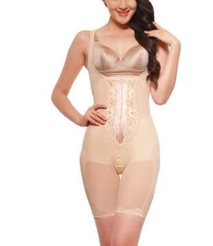 薄款加強型產後束身衣連體四季薄款重壓型收腹衣-ziy0117