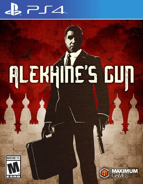 PS4 艾勒翰的槍(美版代購)