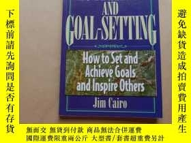 二手書博民逛書店Motivation罕見and Goal Setting : How to Set and Achieve Goa