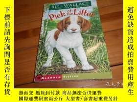 二手書博民逛書店PICK罕見OF THE LITTER 撿垃圾Y20470 Bi