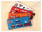 【想購了超級小物】飛越倫敦筆袋 / 鉛筆...