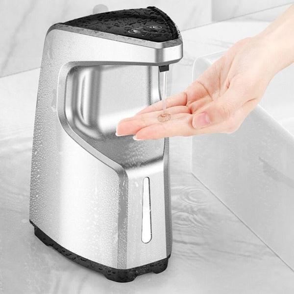 智慧自動感應手部消毒機酒精噴霧器自動感應式殺菌壁掛式免打孔手部消毒器