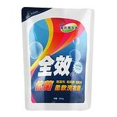 毛寶全效柔軟洗衣精補充包-抗菌1800g【愛買】