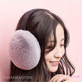 耳罩 保暖女護耳朵套耳包韓版可愛耳帽加厚耳捂耳暖折疊LB3179【Rose中大尺碼】