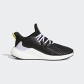 Adidas Alphaboost Iwd [EH0426] 女鞋 運動 休閒 慢跑 輕量 避震 穿搭 愛迪達 黑紫