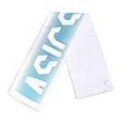 Asics 毛巾 Sport Towel 白 藍 Logo 棉 運動休閒【ACS】 Z1200223 Z1200243