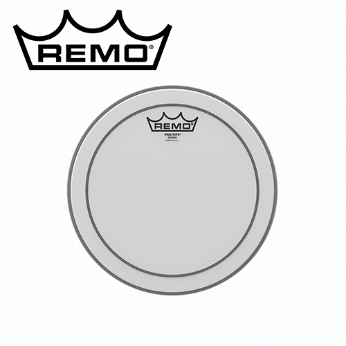 【敦煌樂器】REMO PS-0110-00 10吋 雙層霧面鼓皮