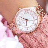 MK Michael Kors Lauryn 法式巴洛克鑲鑽腕錶 MK3716 熱賣中!